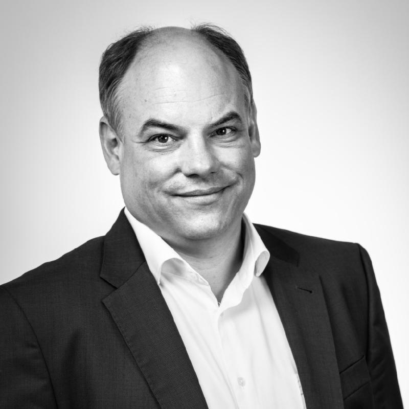 Dr. Andreas Schaaf, Managing Director | CSO