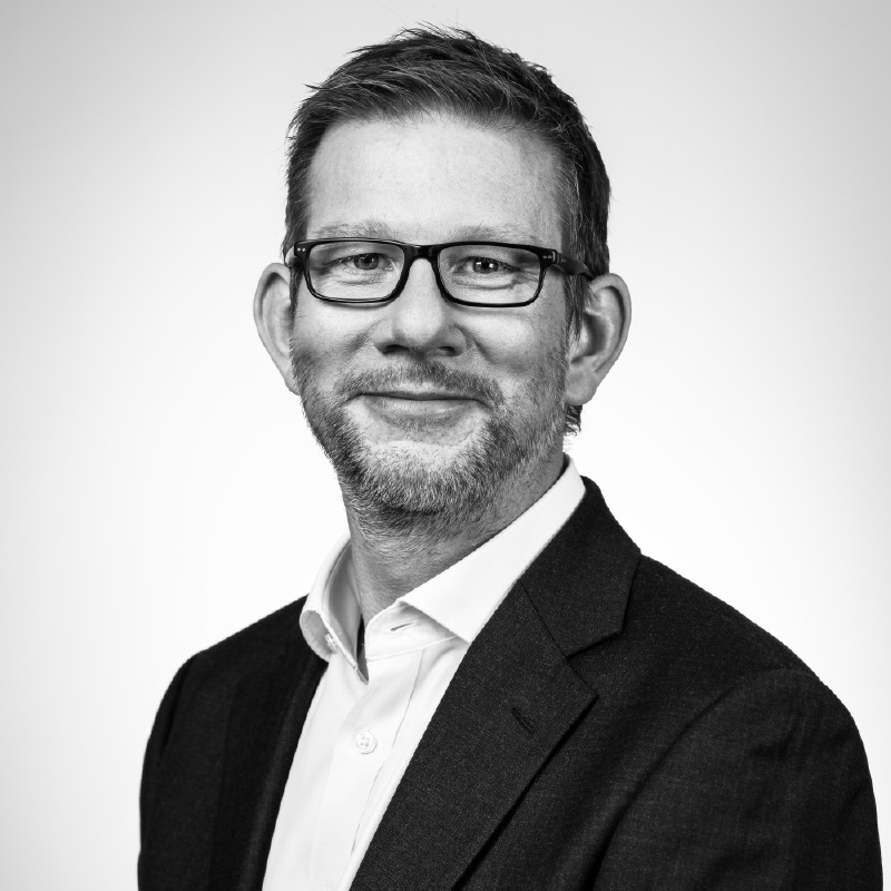 Andreas Busch, Director Operations and Regulatory Affairs